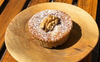 Le gâteau aux noix de Mamie Vidal